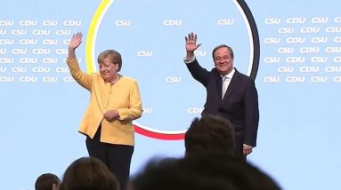 Who will replace Angela Merkel in Germany?